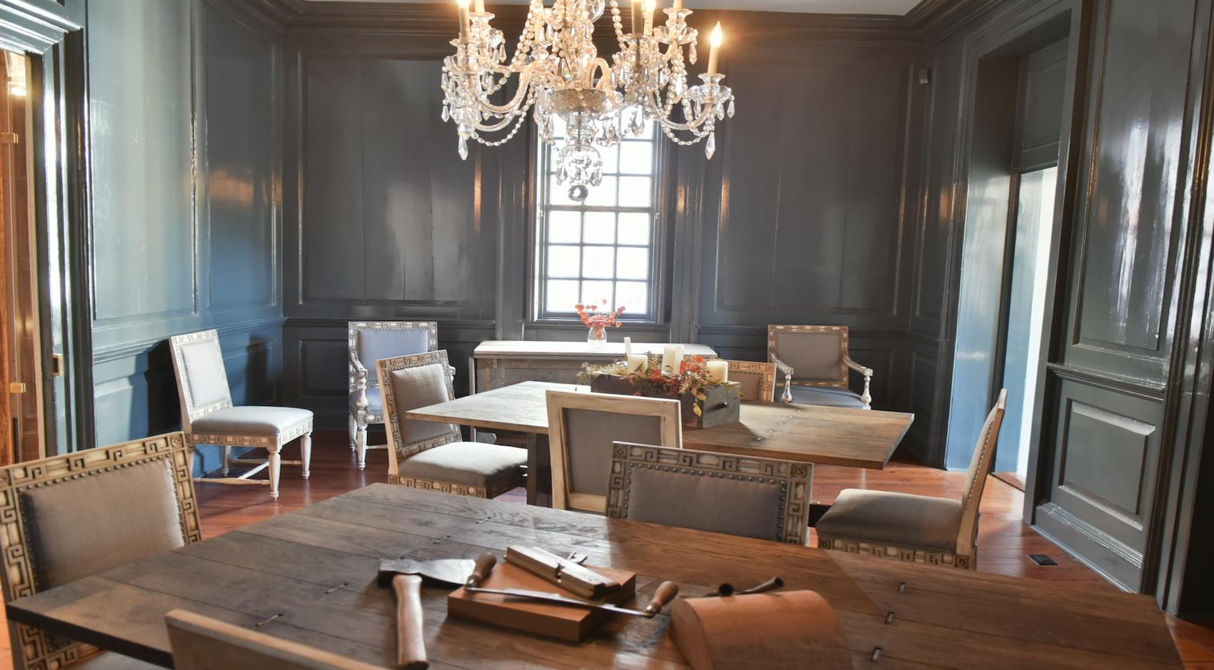 Luxury Simplified office on Broad Street Charleston, SC