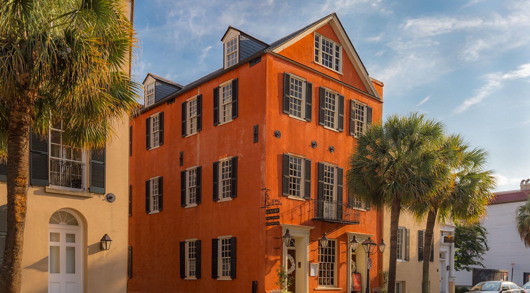 95 Broad Street Charleston SC--Luxury Simplified Office