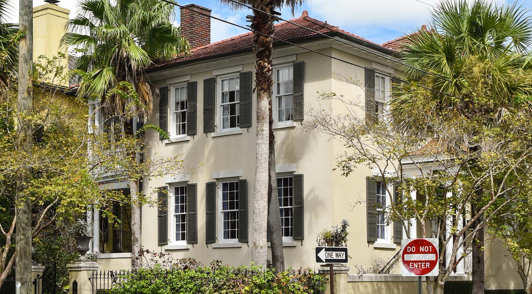 Historic home in Charleston SC