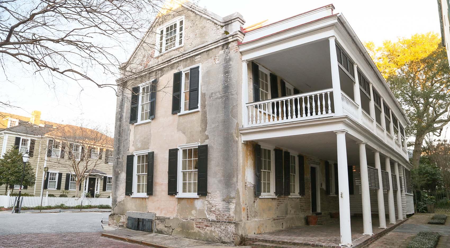 Historic home in Charleston SC