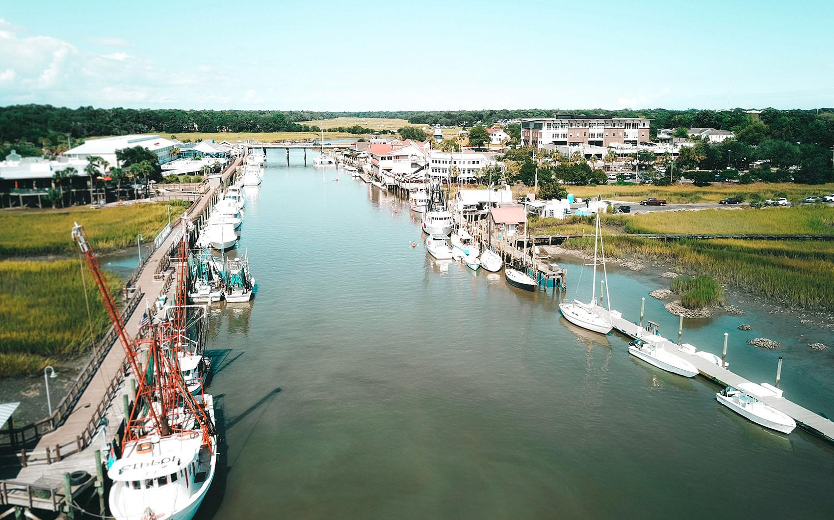 Shem Creek Charleston SC