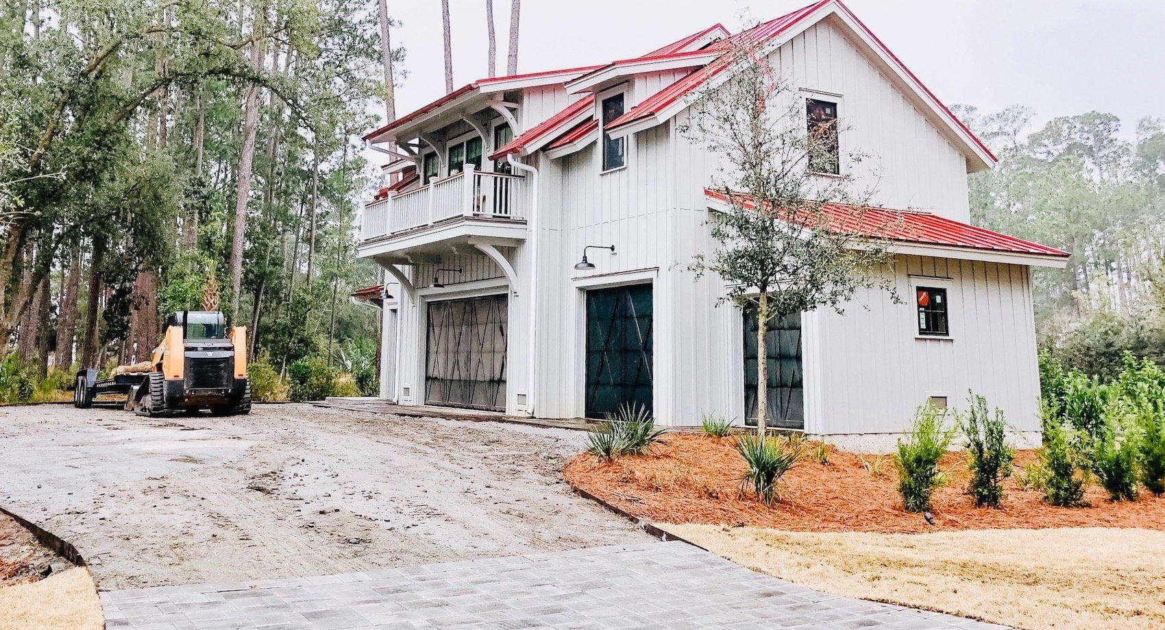 Building in Palmetto Bluff-Garage-IMG_2463